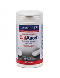 Calasorb - Kalciumcitrat 800 mg (60 tabletter)