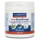 ORAC OMEGA (oxygen radical absorbance capacity – antioxidant berikad fiskolja) (120 kapslar)