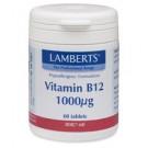 VITAMIN B12 1000mcg (som cobalamin) (60 tabletter)