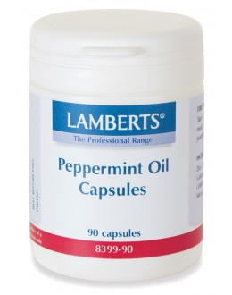 Pepparmyntsolja 50 mg (90 kapslar)