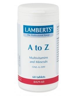 A-Z MULTI (Multivitamin för tonåringar) (60 tabletter)