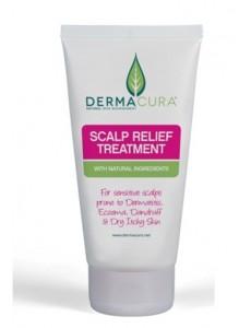 Dermacura Scalp Relief - Näring för Hårbotten 100ml (för torr hud vid eksem, dermatit & psoriasis)