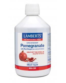 Granatäpple juice koncentrat (Extra stark superantioxidant) 500ml Granatäpplejuice / granatäpplekoncentrat