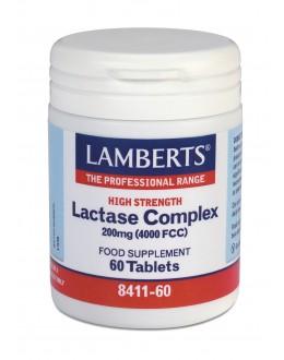 Laktas Komplex 350mg (laktasenzym tabletter mot laktosintolerans)