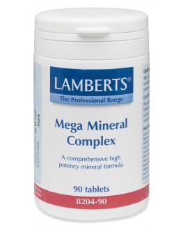 MEGA MINERAL KOMPLEX tabletter (90 tabletter)