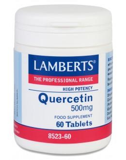 QUERCETIN 500MG (quercitin bioflavonoids supplement) (60 Tablets)
