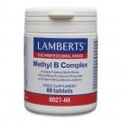 METYL B KOMPLEX KOSTTILLSKOTT (60 Tabletter)