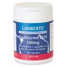 KOENZYM Q10 100mg (coq10 koenzym ubikinon) (60 kapslar)