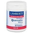 QUERCETIN 500MG (quercitin bioflavonoids supplement) (60 Tablets)