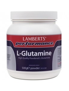 Glutamin Pulver