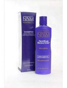 Nisim Schampo - New hair biofactors 240ml (motverkar håravfall, för torr och flagnande hårbotten vid ex. psoriasis)