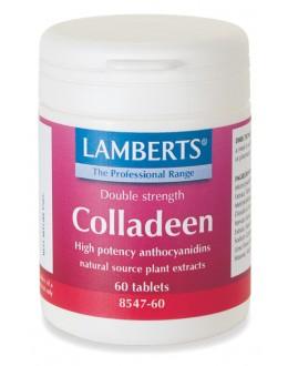 COLLADEEN (antocyanidiner antocyanider blåbär vindruvskärnextrakt kollagen kosttillskott) (120 tabletter!)