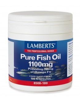 Lamberts Pure Fish Oil 180 capsules