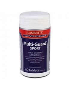 Multi-Guard® Sport  - med grönt te, quercetin & bioflavanoider (60 tabletter)