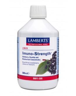 IMUNO-STYRKA (Fläderbär Nypon Svarta vinbär koncentrerat kosttillskott) (500ml)