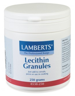 SOJALECITIN granulat (fosfatidylinositol kolin tillskott) (250gram)